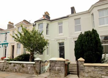 3 bed terraced house for sale in Edith Avenue, St Judes, Plymouth PL4