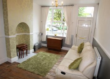 Thumbnail 2 bed terraced house to rent in High Street, Brownhills, Walsall