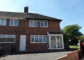 Thumbnail 3 bed end terrace house for sale in Penshaw Grove, Moseley, Birmingham, West Midlands
