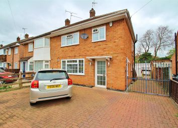 Thumbnail 3 bedroom property for sale in Ferndale Road, Thurmaston, Leicestershire