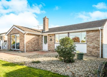 Thumbnail 3 bed detached bungalow for sale in Rupert Close, Chalgrove, Oxford
