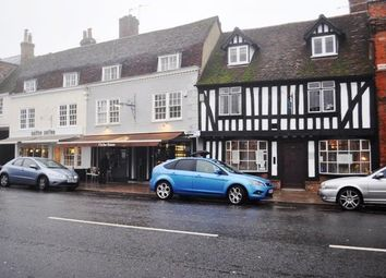Thumbnail 1 bed flat to rent in Bancroft, Hitchin