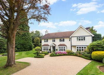 Thumbnail 5 bed detached house to rent in Warren Drive, Kingswood, Tadworth