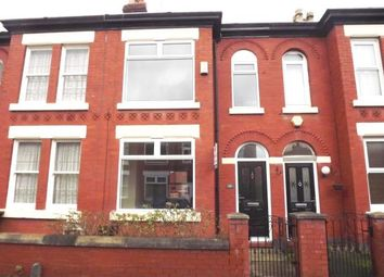 Thumbnail 2 bed terraced house for sale in Wellington Grove, Davenport, Stockport, Cheshire