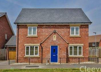 Thumbnail 4 bed detached house for sale in Sunrise Avenue, Bishops Cleeve, Cheltenham
