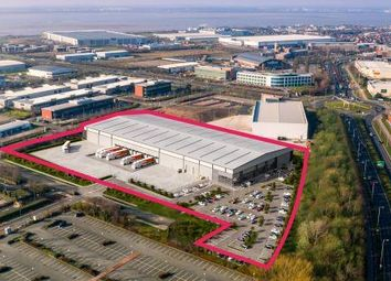 Thumbnail Light industrial to let in Estuary Prime, Option 1, Estuary Commerce Park, Liverpool