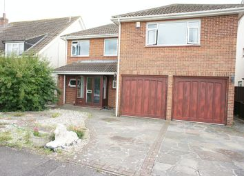 Thumbnail 5 bed detached house for sale in Riverside Walk, Wickford