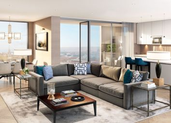 Thumbnail 5 bed flat for sale in Nine Elms, London, England