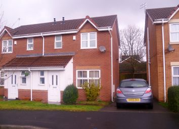 Thumbnail 3 bedroom property for sale in Henty Close, Eccles, Manchester