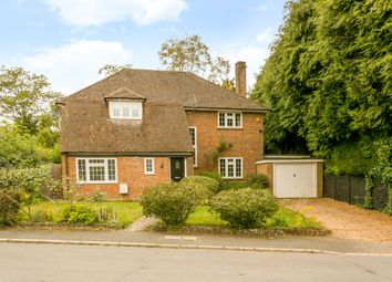 Thumbnail 4 bed detached house to rent in The Ridings, Amersham