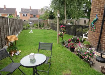 Thumbnail 2 bed maisonette for sale in Campden Green, Solihull