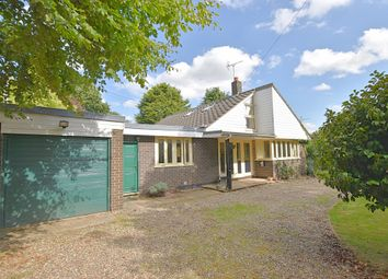 Thumbnail 3 bed detached bungalow for sale in Elderton Lane, Antingham, North Walsham, Norfolk