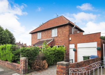 Thumbnail 3 bed end terrace house for sale in White Avenue, Langold, Worksop