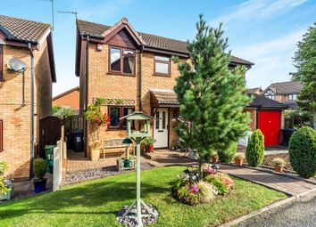 Thumbnail Semi-detached house for sale in Woburn Drive, Brierley Hill
