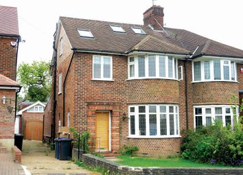 Thumbnail 5 bed semi-detached house for sale in 4 Linkside, Woodside Park, Finchley