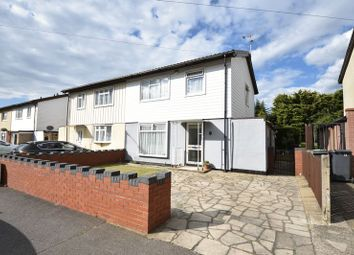 Thumbnail 3 bed semi-detached house for sale in Williton Road, Luton
