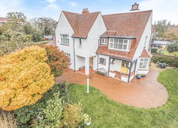 Thumbnail 5 bed detached house for sale in Drakes Avenue, Exmouth, Devon