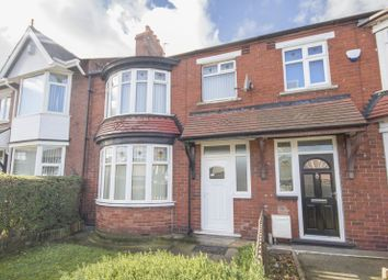 Thumbnail 3 bed terraced house for sale in Normanby Road, Normanby, Middlesbrough