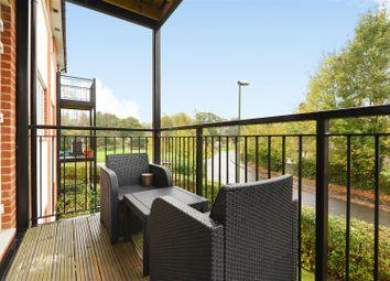 Thumbnail 2 bedroom flat for sale in Woodvale Lane, Haywards Heath