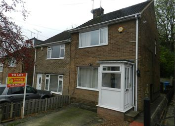 Thumbnail 2 bed semi-detached house to rent in Vauxhall Road, Wincobank, Sheffield, South Yorkshire