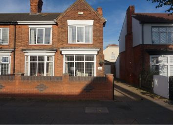 Thumbnail 3 bed semi-detached house to rent in Hainton Avenue, Grimsby