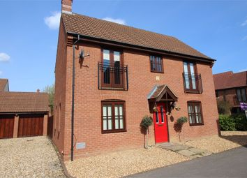 Thumbnail 4 bed detached house for sale in Goldney Court, Westcroft, Milton Keynes, Buckinghamshire