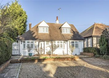 Thumbnail 3 bed detached house for sale in Woodfield Hill, Coulsdon, Surrey