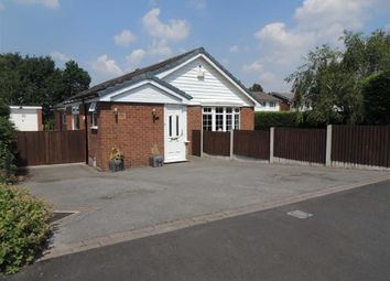 Thumbnail 4 bed detached bungalow for sale in Green Meadows Drive, Marple, Stockport