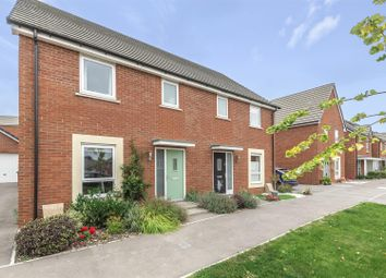 Thumbnail 3 bed semi-detached house for sale in Robinson Grove, Longhedge, Salisbury
