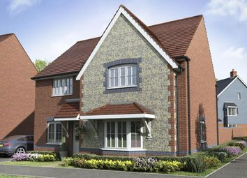 "Thumbnail 4 bedroom detached house for sale in ""Cambridge"" at Henry Lock Way, Littlehampton"