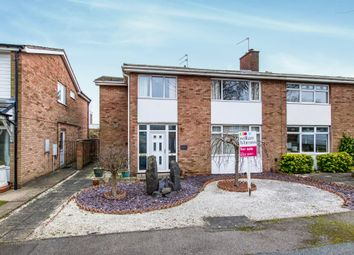 Thumbnail 4 bed semi-detached house for sale in Greetwell Place, Lincoln