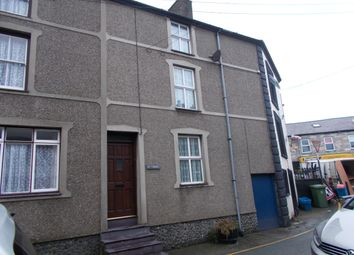 Thumbnail 3 bed terraced house for sale in Stryd Y Plas, Nefyn