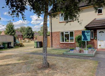 Thumbnail 2 bed semi-detached house for sale in Boscobel Road, Buntingsdale, Market Drayton