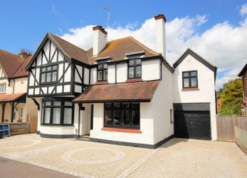 Thumbnail 4 bed detached house for sale in Earlsfield Road, Hythe
