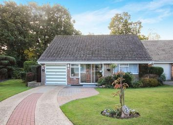 Thumbnail 3 bed bungalow for sale in Willow Close, Storrington, Pulborough, West Sussex