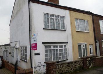 Thumbnail 2 bedroom end terrace house for sale in Nottingham Road, Eastwood, Nottingham