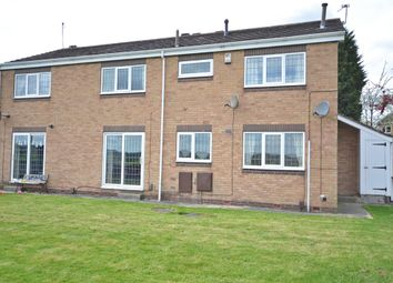 Thumbnail 1 bed town house for sale in Barnstone Vale, Wakefield