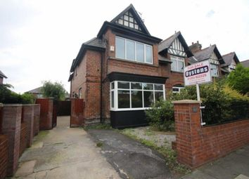 Thumbnail 3 bedroom end terrace house for sale in Church Road, St. Annes, Lytham St. Annes