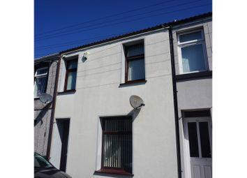 Thumbnail 3 bedroom terraced house for sale in Dowlais, Merthyr Tydfil