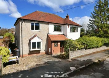 Thumbnail 5 bed detached house for sale in Ruthin Road, Mold