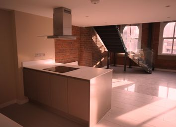 Thumbnail 3 bed flat to rent in Blossom Street, Manchester