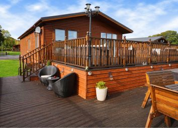 Thumbnail 2 bed lodge for sale in Wolsingham, Bishop Auckland