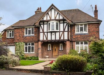 Thumbnail 4 bed detached house for sale in Coombe Rise, Coombe, Kingston Upon Thames
