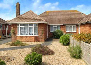 Thumbnail 3 bed bungalow for sale in Shaftesbury Road, Rustington, Littlehampton