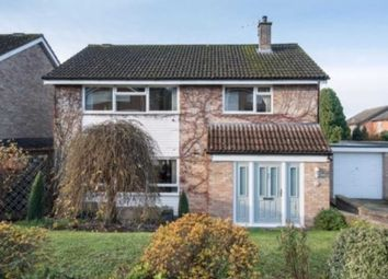 Thumbnail 4 bedroom detached house for sale in Clovelly Drive, Hellesdon, Norwich
