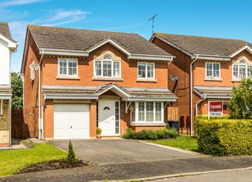 Thumbnail 4 bed detached house for sale in Laurel Drive, Stockton, Southam