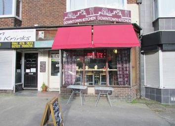 Thumbnail Restaurant/cafe for sale in 151 Manchester Road, Manchester
