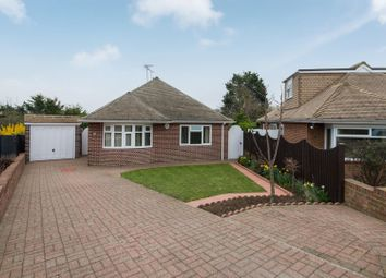 Thumbnail 2 bed detached bungalow for sale in Harmsworth Gardens, Broadstairs