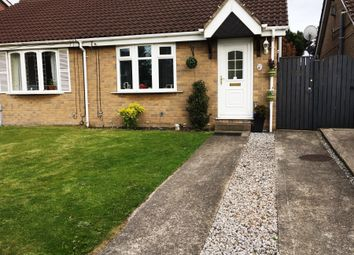 Thumbnail 1 bed bungalow for sale in Bannister Drive, Hull