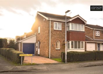 Thumbnail 4 bed detached house for sale in Pilgrims Way, Immingham